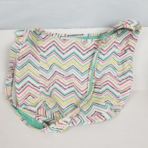Thirty one hobo bag party punch and turquoise
